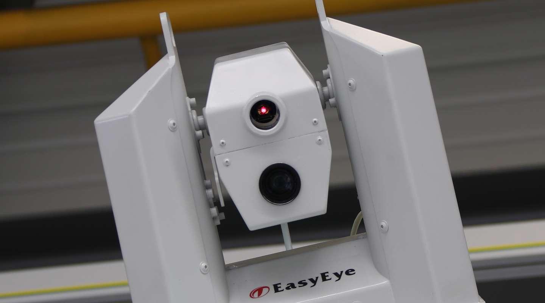 EasyEye camera system